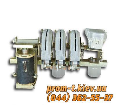 Фото Крановое электрооборудование, Контактор КТП Контактор тока КТП-6033