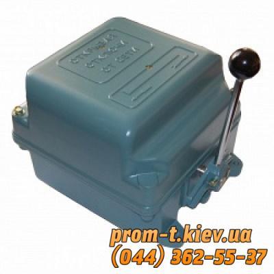 Фото Крановое электрооборудование, Командоконтроллер ККТ Командоконтроллер ККТ-61