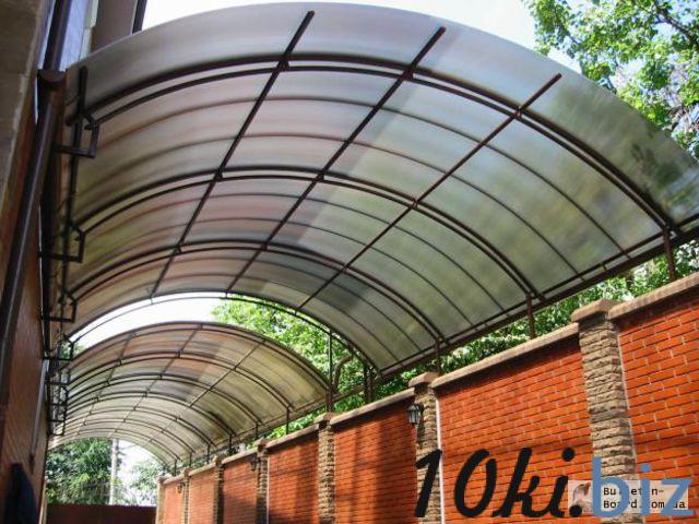 Монолитный поликарбонат Monogal купить со склада в Харькове