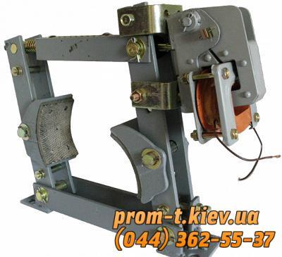 Фото Крановое электрооборудование, Тормоз крановый ТКТ Тормоз колодочный ТКТ-300