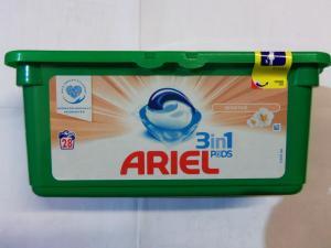 капсулы для стирки универсальные ARIEL, 28 штук в упаковке