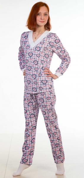 Пижама женская М-14 с брюками