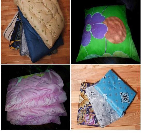 Матрац,подушка,одеяло. Доставка бесплатно