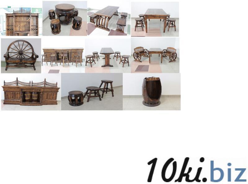 Продам деревянную мебель для ресторана, бара или паба