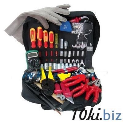 Набор инструментов электромонтера НЭУ-101Ф, цена фото купить в Киеве. Раздел Инструмент для монтажа кабельных стяжек