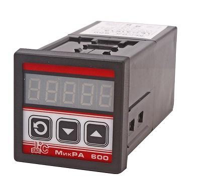Регулятор температуры МикРА 600