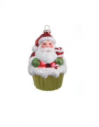 Новогоднее украшение Санта