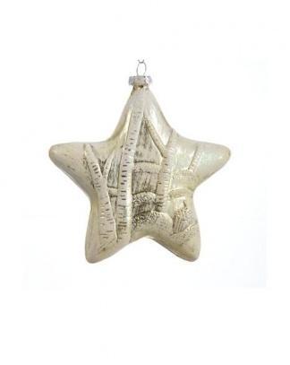 Новогоднее украшение Звездочка