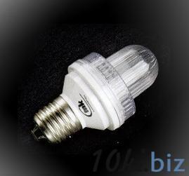 Строб-лампа Е27 Гирлянды в России