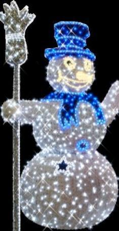 Снеговик CHARLY