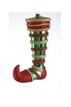 Новогоднее украшение Носок