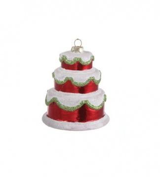 Новогоднее украшение Торт