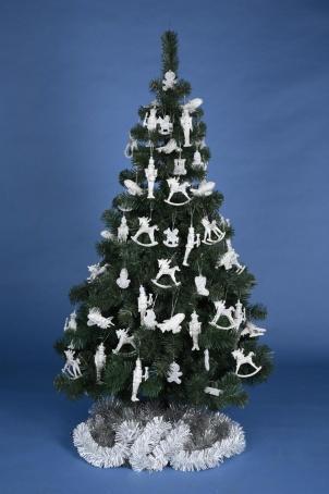 Копмлект украшений на елку для мальчиков