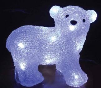 Акриловая фигура «Медвежонок»