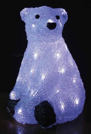 Акриловая фигура «Полярный мишка»