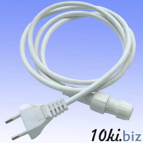 Старт кабель для дюралайт 1,5м Силовые кабели, перемычки в России