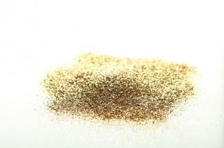 Снег золото глитер