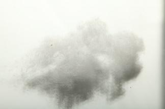 Снежный покров 10 см 100*100см