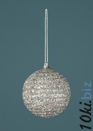 Новогоднее украшение TR23054S Елочные игрушки купить на рынке Дубровка
