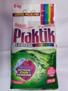 Стиральный порошок PRAKTIK универсальный 6 кг.