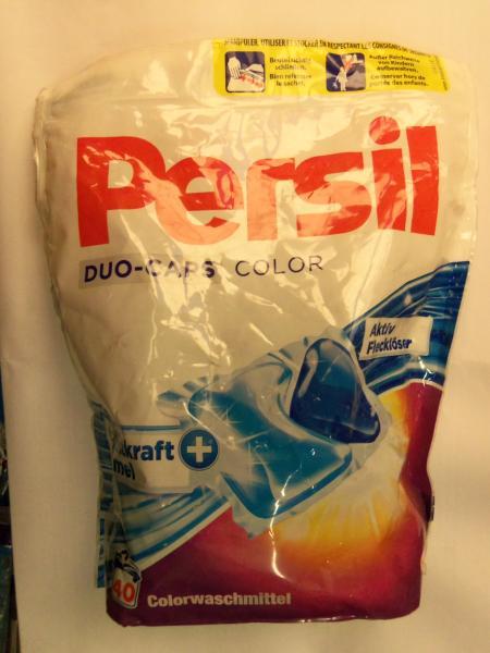 капсулы для стирки цветного белья PERSIL, 36 шт.