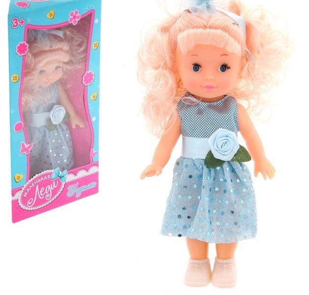 """Кукла """"Маленькая леди"""", цвета МИКС"""