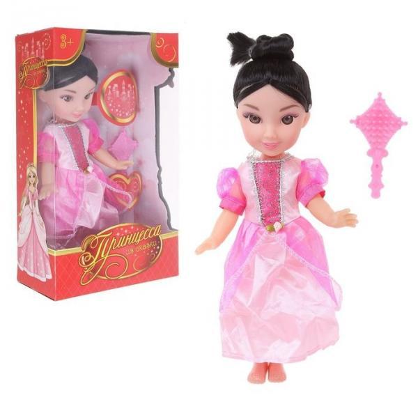"""Кукла """"Принцесса"""", цвета МИКС"""