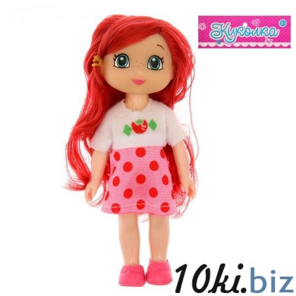 """Кукла """"Милашка"""", в платье, с цветными волосами, МИКС купить в Лиде - Куклы и пупсы"""