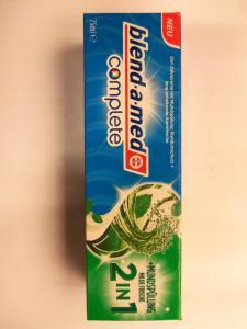 зубная паста BLEND A MED, 75 мл.