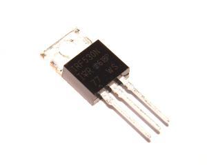 Фото Активные компоненты, Транзисторы Транзистор полевой IRF530