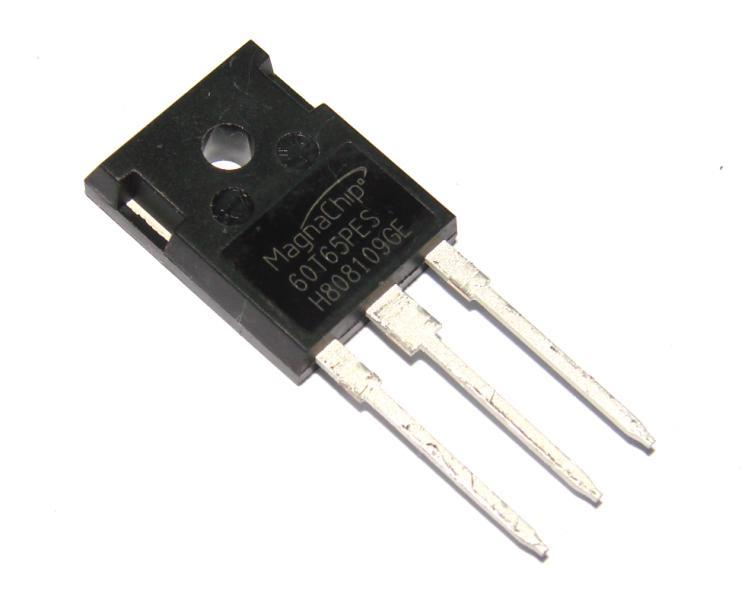 Транзистор MBQ60T65PES  60A 650V Оригинал 100%