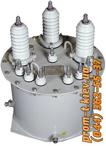 Фото Трансформаторы тока, напряжения, масляные, понижающие, импульсные, модульные, сварочные, Трансформатор НТМИ Трансформатор НТМИ-6