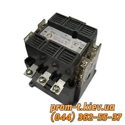 Фото Пускатели магнитные реверсивные, переменного, постоянного тока, Пускатель ПМА Пускатель ПМА 6100