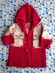 Фото Одежда для девочек, Размер 68 кардиган