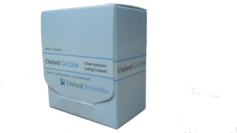 Oxford GI CEM - (стеклоиономерный цемент)