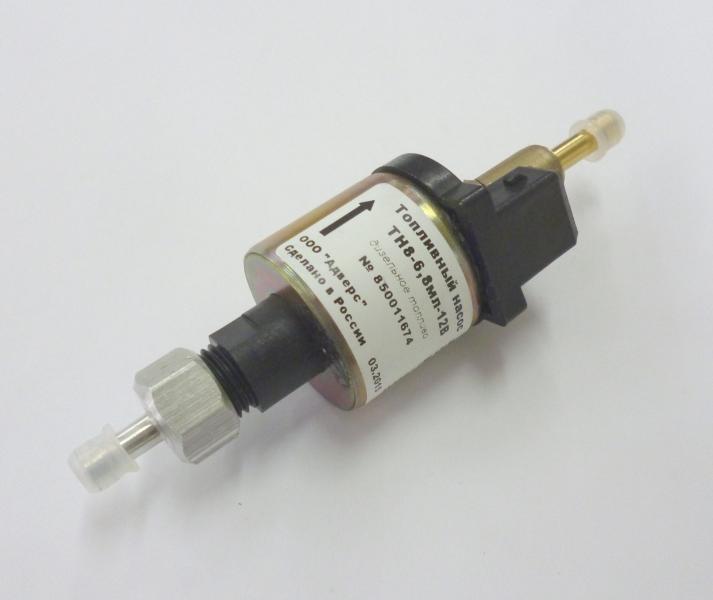 Топливный насос ТН8-12в сб.2223