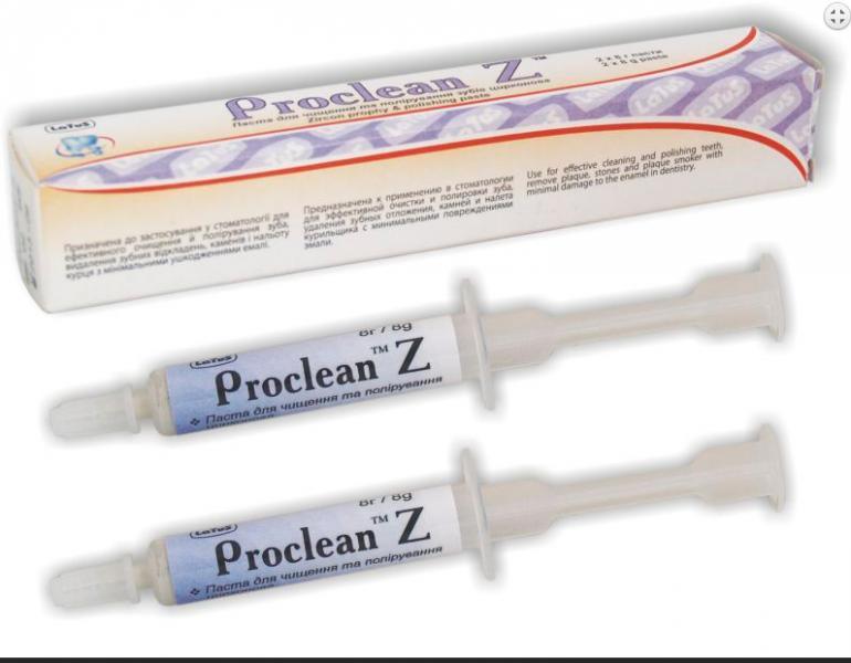 Proclean Z with fluorine (Проклин Зет со фтором)