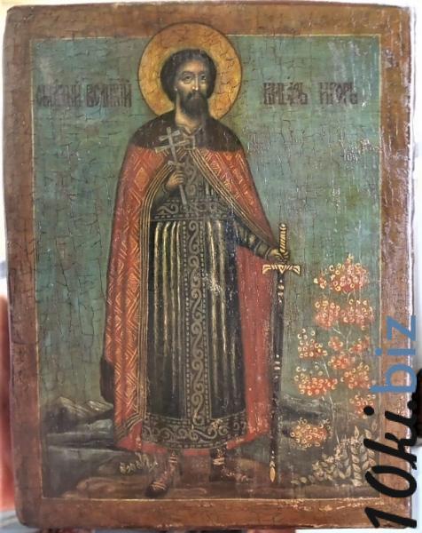 Икона Святой Князь Игорь.