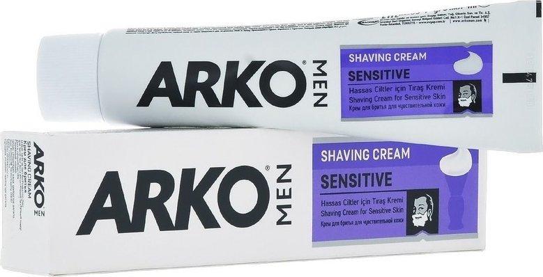 """Крем для бритья """"Arko"""", 65 мл., 5 видов, Турция"""