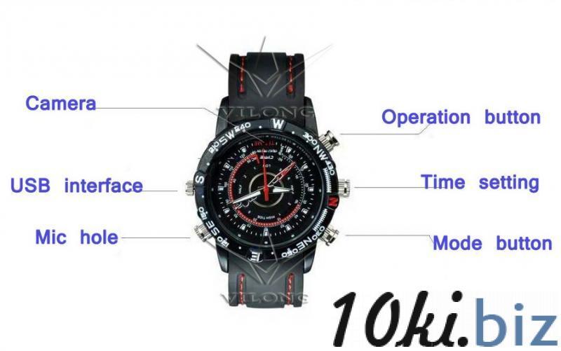 Наручные часы 8 GB 1280 * 960 Mini DV DVR купить в Астане - Видеокамеры, экшн-камеры с ценами и фото