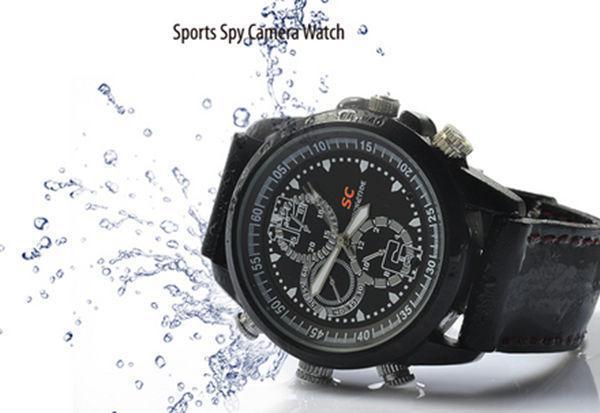 Наручные часы со встроенной видеокамерой g-01
