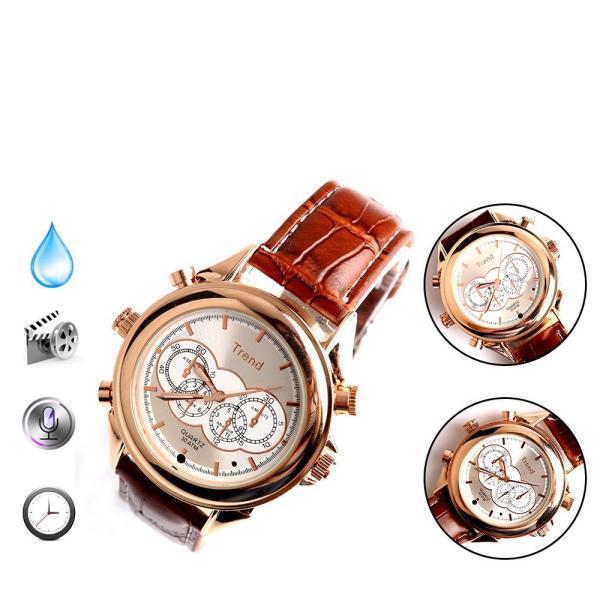 Наручные часы со встроенной видеокамерой женские Trend