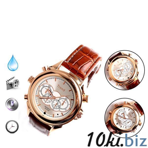 Наручные часы со встроенной видеокамерой женские Trend купить в Астане - Видеокамеры, экшн-камеры с ценами и фото