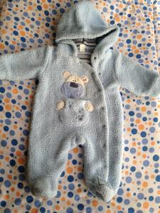Фото Одежда для мальчиков, Размер 56 человечик теплый