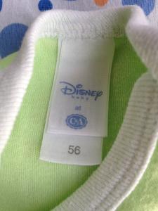 Фото Одежда для мальчиков, Размер 56 бодик