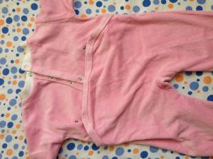 Фото Одежда для девочек, Размер 68 слип