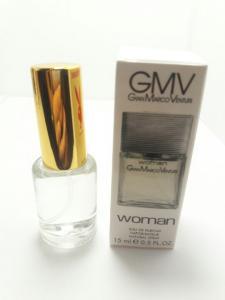 Фото 15 мл духи-миниатюры (с феромонами)  Мини-парфюм Woman Gian Marco Venturi edt (Ж) - 15мл