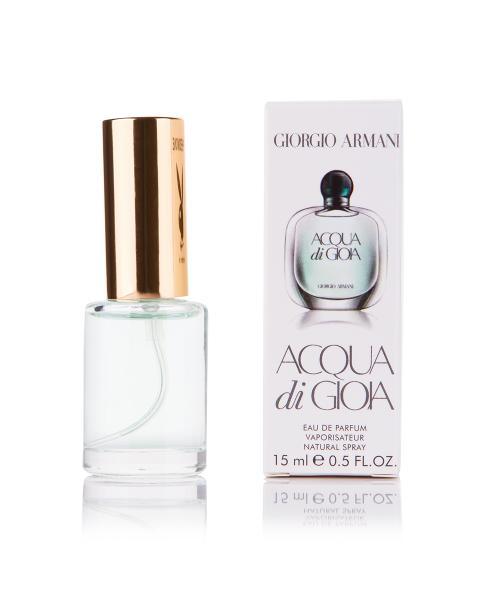 Мини-парфюм Acqua di Gioia Giorgio Armani (Ж) - 15мл