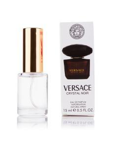 Фото 15 мл духи-миниатюры (с феромонами)  Мини-парфюм Versace Crystal Noir (Ж) - 15 мл