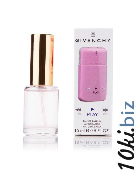 Мини-парфюм Givenchy Play For Her (Ж) - 15мл Парфюмерия с феромонами на Электронном рынке Украины